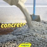 Entrega de concreto usinado