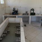 Laboratório de rompimento