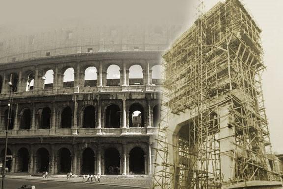 Construção em Roma