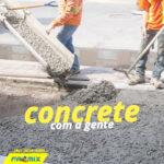 Entrega de concreto convencional