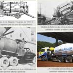 A evolução do caminhão betoneira